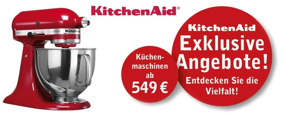 KitchenAid Angebot