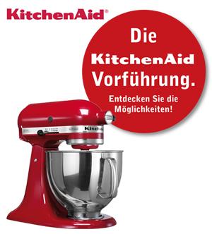 KitchenAid Vorfuehrung